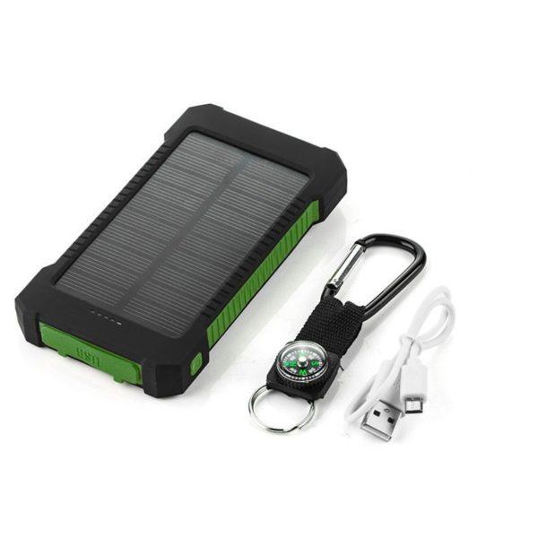 Batterie chargeur solaire