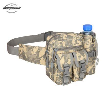 Sacoche de ceinture motif digital