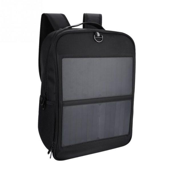 Sac à dos avec large chargeur solaire