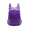 Sac à dos ultra léger pliable violet