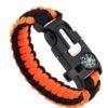 Bracelet paracorde Orange