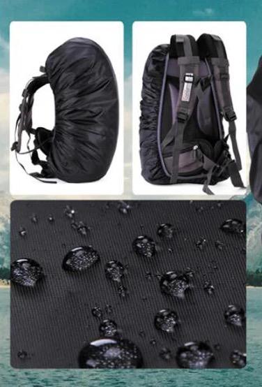 Housse de protection déperlante pour sac à dos