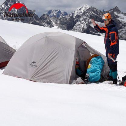 Tente ultra légère 3 places