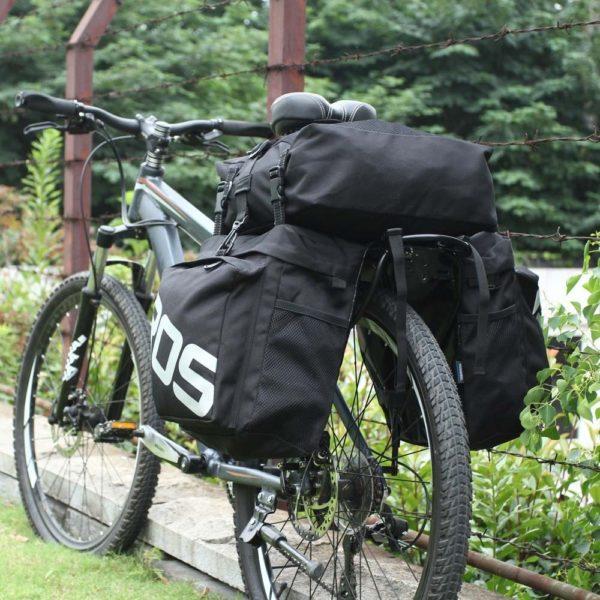 Sacoche de vélo imperméable