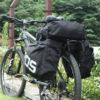 Sacoches vélo noires