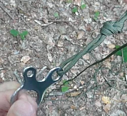 Comment sécuriser une boucle avec un noeud de 8