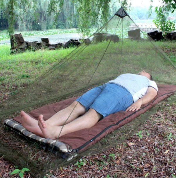 Abri tente moustiquaire