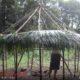 Lodge à base circulaire