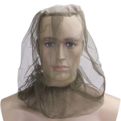 Moustiquaire pour le visage et la tête