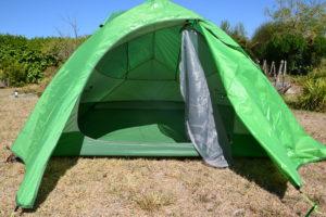 Test - tente ultra légère pour 2 ou 3 personnes